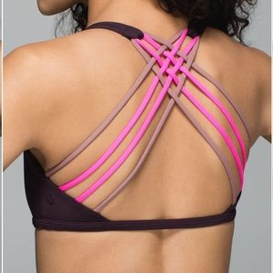 Lululemon | Free To Be Wild Strappy Sports Bra 2